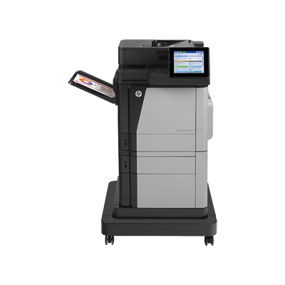 HP Color Laserjet Enterprise M680f -monitoimiväritulostin; 90€/kk (48kk leasing-sopimus)